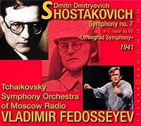 Symphony 7 / Leningrad by DIMITRI SHOSTAKOVICH (2008-01-01)