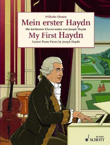 Mein erster Haydn: Die leichtesten Klavierwerke von Joseph Haydn. Klavier. (Easy Composer Series)