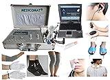 Software de diagnóstico del Massager de la terapia de la acupuntura del laser del software Medicomat29+L del análisis de la salud de la terapia del laser del ordenador