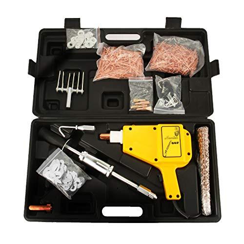 Olibelle Kit de Soudage par Points Spot Welder Soudeur Outils pour Carrosserie Dent Repair Tools Auto (Kits)