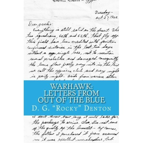 Warhawk: Letters From Out of the Blue (English Edition)