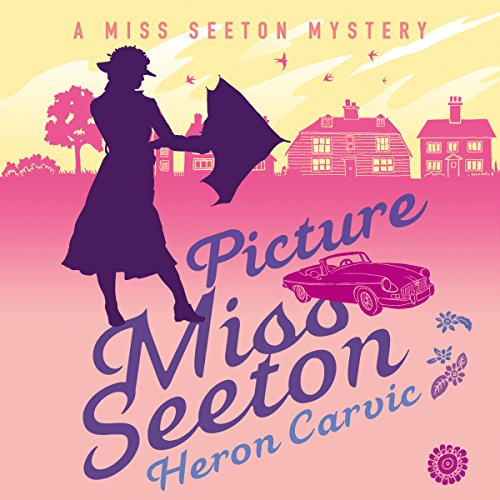 Picture Miss Seeton audiobook cover art