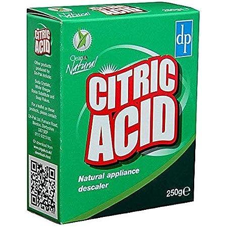 Détartrant naturel acide citrique DriPak pour appareil 250 g