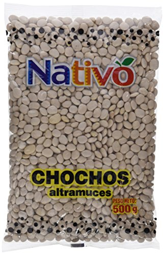 Nativo Chochos Altramuces - 6 Paquetes de 500 gr - Total: 3000 gr
