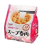 宝幸 スープ春雨 韓国風チゲ味 5食 袋69g