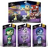 Disney Infinity 3.0: Intensa-Mente - Paquete de juguetes - Amazon Exclusivo de Disney Infinity