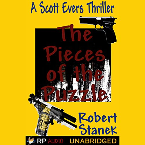 The Pieces of the Puzzle  audiobook cover art