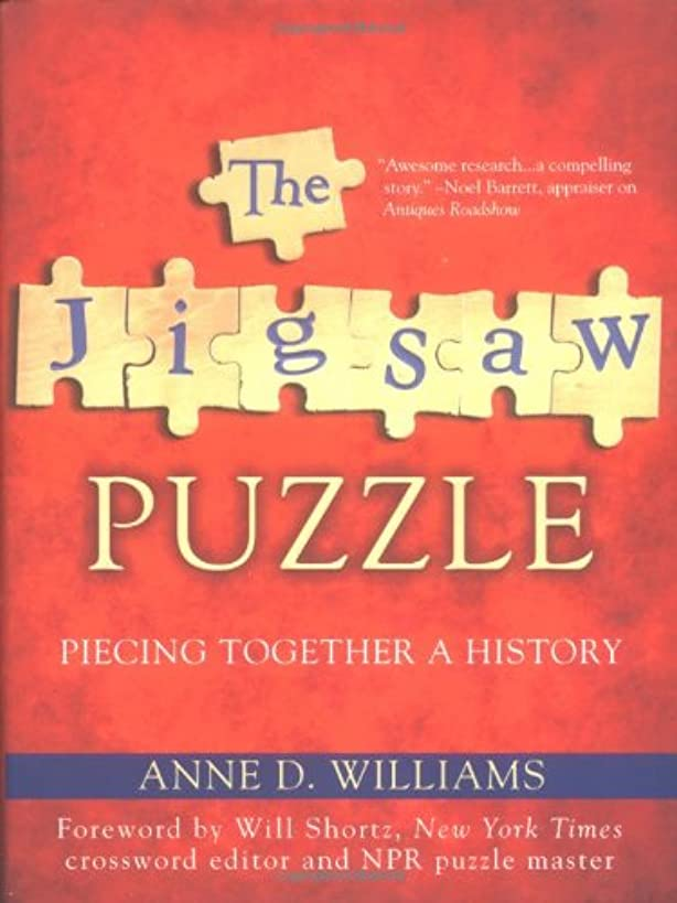 The Jigsaw Puzzle: Piecing Together a History