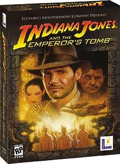 Indiana Jones and the Emperor's Tomb - PC