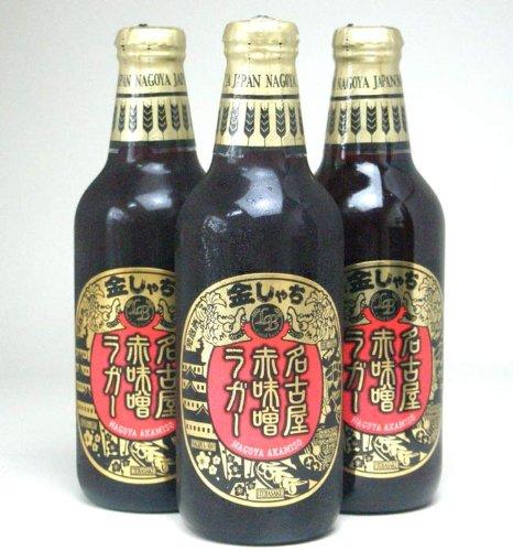 金しゃちビール 限定醸造名古屋赤味噌ラガー 金しゃち 発泡酒 330ml×6本(送料込みクール便)