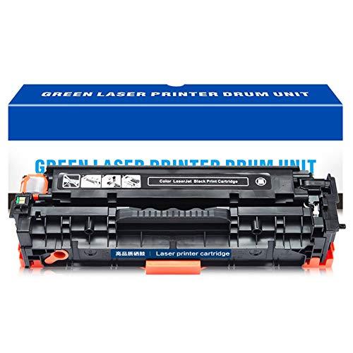 Toner Cartridge, voor HP304a Toner Cartridge, Toepasbare CC530A CM2320n 2320nf CP2025 2025dn Toner Cartridge 4 Kleuren Laser Printer Office Supplies Vakantie aanbiedingen tellen neer size 4-zwart