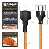 Immagine 1 brandson 15m prolunga elettrica esterno