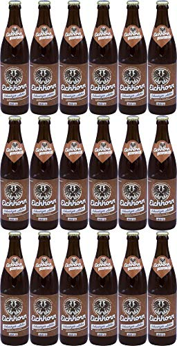 Brauerei Eichhorn - Schwarzer Adler (18 Flaschen) I Bierpaket von Bierwohl
