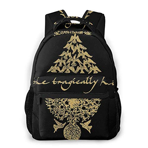 Lawenp Casual Backpack The Tragically Hip4 Casual Backpack,Backpack Gift for Men and Women,Multifunctional Backpack,Laptop Backpack