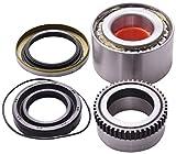 Rear Wheel Bearing Repair Kit 40X80X44X45 Febest DAC40804445-KIT3 Oem MB664611