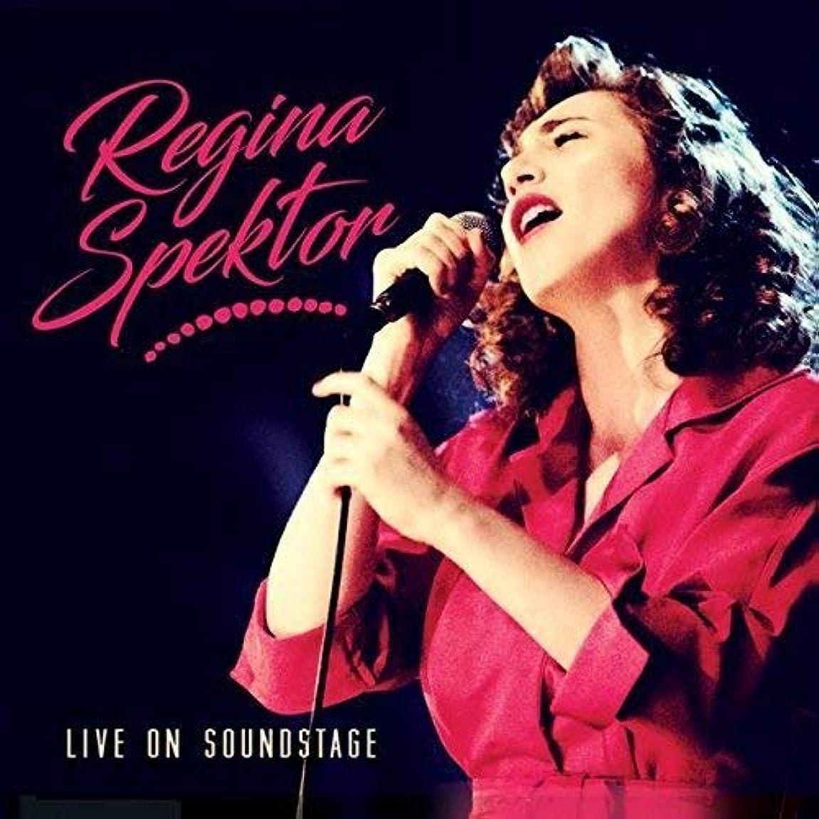 保証雑多な母性Regina Spektor Live on Soundstage / [Blu-ray]