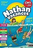 Cahier de Vacances 2021 du CM1 vers le CM2 - Nathan Vacances - 9/10 ANS