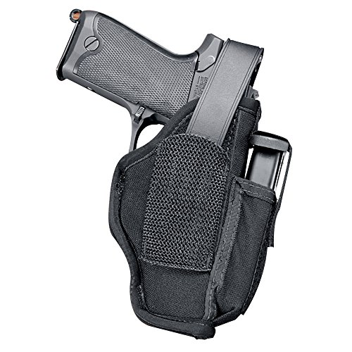 Uncle Mike's Off-Duty and Concealment Kodra Sidekick Holster (Size 2, Black)
