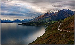 Mountains-of-New-Zealand Postcard Post card