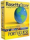 Rosetta Stone Portuguese, Level 1, Personal Edition