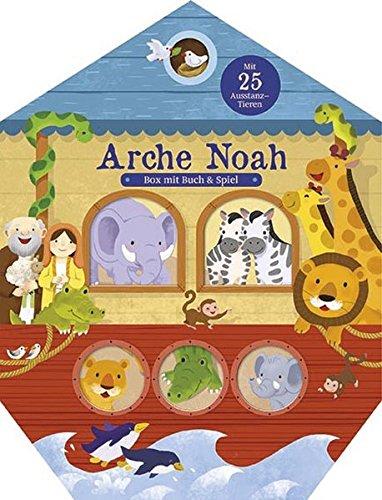 Arche Noah: Box mit Buch & Spiel