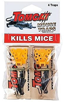 Tomcat Wooden Mouse Traps 8-Pack  Not Sold in AK