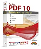 Perfect PDF 10 Premium - Powerful PDF Editing Software - 100% Compatible with Adobe Acrobat - Create, Edit, Convert, Protect, Add Comments and Interactive Forms, Insert Digital Signatures, OCR Recognition