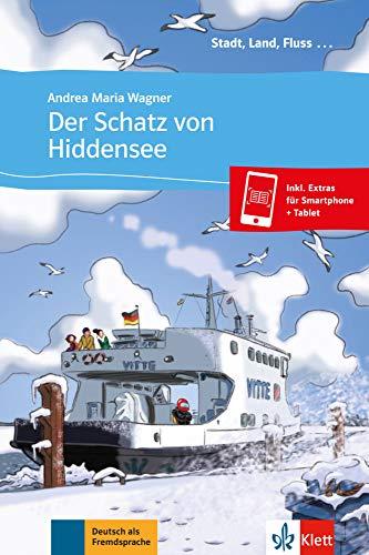 Der Schatz von Hiddensee (Colección Stadt, Land, Fluss): Buch mit Audio-Datei zum Download A1
