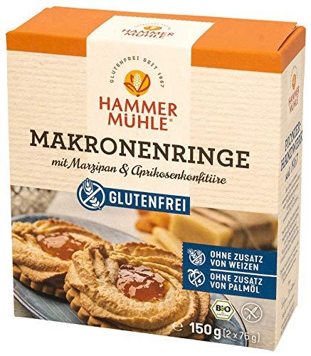 Hammermühle Makronenringe glutenfrei bio 150g