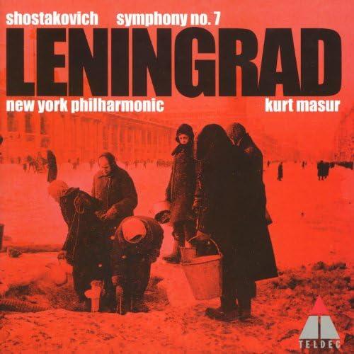 Kurt Masur & New York Philharmonic