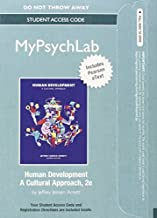 NEW MyPsychLab with Pearson eText -- Standalone Access Card -- for Human Development: A Cultural Approach (2nd Edition) by Arnett, Jeffrey (2015) Hardcover