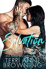 Salvation (Angels Halo MC Next Gen Book 1)