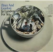 In London for Tea
