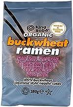 King Soba Buckwheat Ramen Noodles 280g