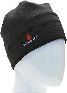 HotMocs Men's Fleece Beanie – Winter Integrated Heater Pack Pocket for Outdoors