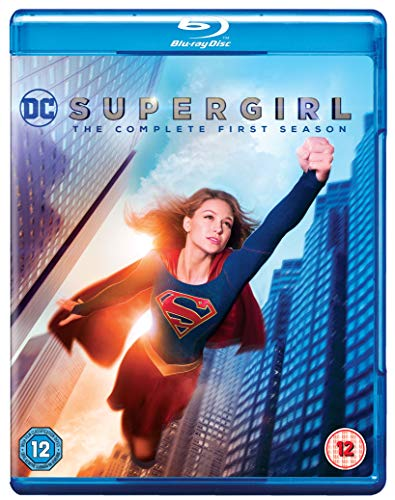 Supergirl - Season 1 [Blu-ray] [UK-Import] [Region Free]