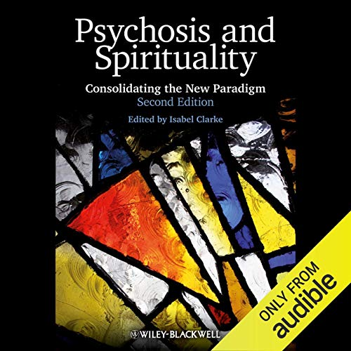 Psychosis and Spirituality  By  cover art