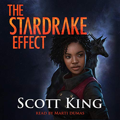 The Stardrake Effect audiobook cover art