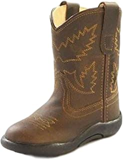 Old West Kids Boots Unisex Tubbies (Toddler)