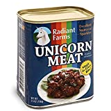 Canned Meat Unicorn Plush