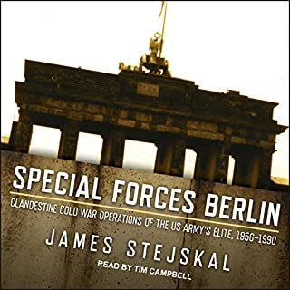 Special Forces Berlin audiobook cover art