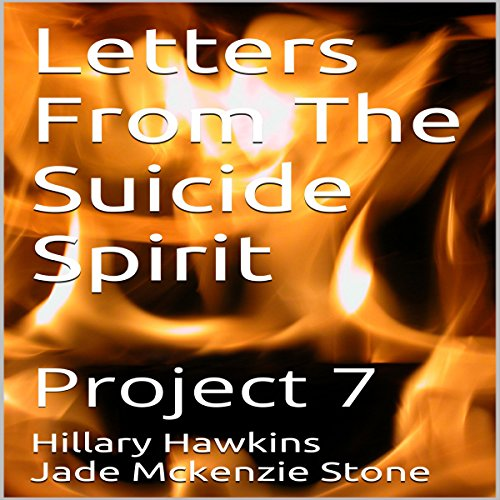 Letters From The Suicide Spirit audiobook cover art