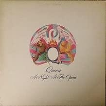 QUEEN: A Night At The Opera (LP Vinyl) [Elektra 7E-1053, 1975]