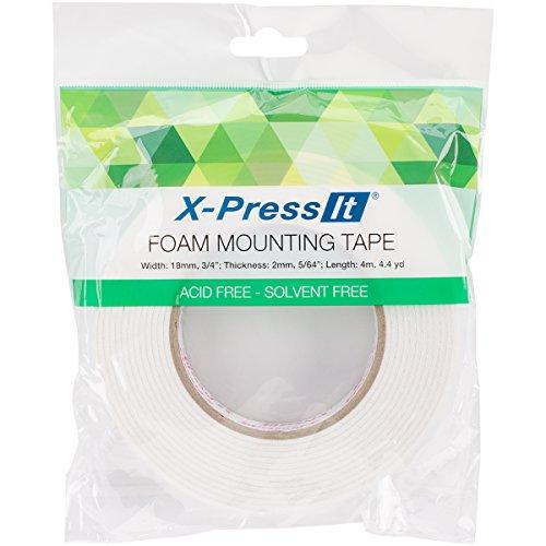 Copic Marker X-Press It Double-Sided Foam Tape 18mm-.75\