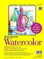 (Original Version) - Strathmore 361-9 300 Series Watercolour, 23cm x 30cm, Cold Press, 24 Sheets per Class Pack