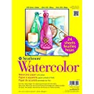 Strathmore Paper 300 Series Watercolor Class Pack, Cold Press, 1 Pack, Original Versio, 24 Sheets