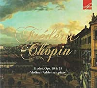 Chopin: Etudes Op. 10   Etudes Op. 25 [Vladimir Ashkenazy] [Melodia: MELCD 1002108] by Vladimir Ashkenazy (2014-03-06)