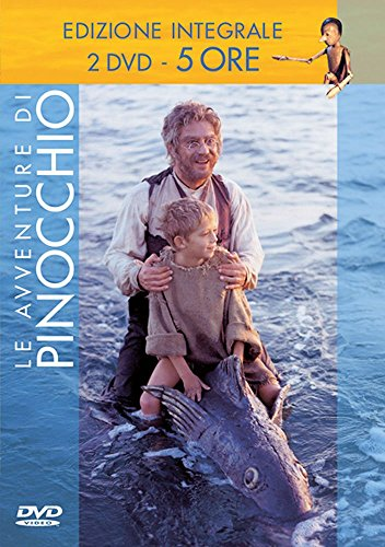 Le avventure di Pinocchio(versione integrale) [2 DVDs] [IT Import]