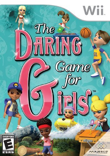 The Daring Game for Girls by Majesco
