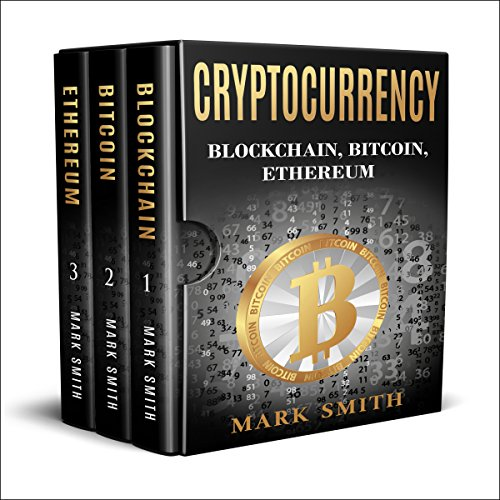 Cryptocurrency: 3 in 1 audiobook cover art